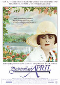 Enchanted April 1992 poster Miranda Richardson Mike Newell