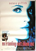 A Stranger Among Us 1992 poster Melanie Griffith Sidney Lumet