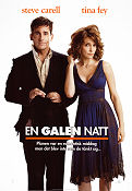 Date Niht 2010 poster Steve Carell Shawn Levy