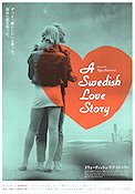 A Swedish Love Story 1970 poster Ann-Sofie Kylin Roy Andersson