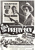 A Bullet for Pretty Boy 1970 poster Fabian