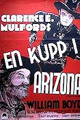 Heart of Arizona 1938 poster William Boyd