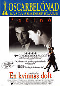 Scent of a Woman 1992 poster Al Pacino