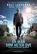 A Man Called Ove 2015 poster Rolf Lassgård Hannes Holm