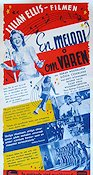 En melodi om v�ren 1943 Movie poster Lilian Ellis