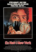 After Hours 1985 poster Rosanna Arquette Martin Scorsese