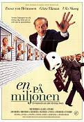 En p� miljonen 1995 Movie poster Thomas von Br�mssen M�ns Herngren