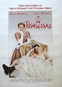 The Princess Diaries 2001 Movie poster Anne Hathaway