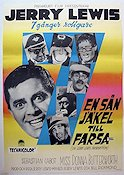 The Family Jewels 1966 Movie poster Jerry Lewis
