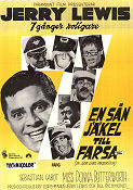 The Family Jewels 1966 poster Jerry Lewis