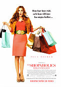 Confessions of a Shopaholic 2009 Movie poster Isla Fischer