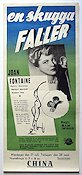 Ivy 1947 Movie poster Joan Fontaine
