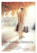 A Soldier's Story 1984 poster Howard Rollins Norman Jewison