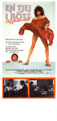 The Woman in Red 1984 poster Gene Wilder