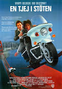 Burglar 1987 Movie poster Whoopi Goldberg