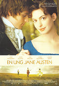 Becoming Jane 2007 Movie poster Anne Hathaway