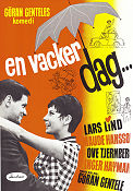 En vacker dag 1963 Movie poster Lars Lind Göran Gentele