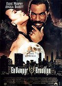 Vampire in Brooklyn 1995 Movie poster Eddie Murphy Wes Craven