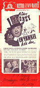 A Yank at Eton 1942 Movie poster Mickey Rooney