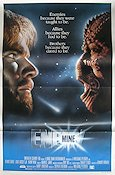Enemy Mine 1985 Movie poster Dennis Quaid
