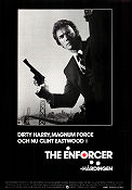 The Enforcer 1976 poster Clint Eastwood James Fargo