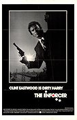 The Enforcer Poster 68x102cm USA FN original