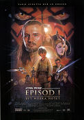 Episode I The Phantom Menace Poster 70x100cm RO original
