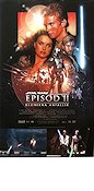 Episode II Attack of the Clones Poster 30x70cm NM-MT original