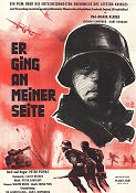 Er ging an meiner Seite 1958 poster Ina Maria Kleber Peter Pewas