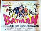 Batman 1967 poster Adam West