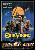 Erik the Viking 1989 Movie poster Tim Robbins