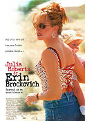 Erin Brockovich 2000 Movie poster Julia Roberts