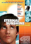 Eternal Sunshine of the Spotless Mind 2004 poster Jim Carrey Michael Gondry