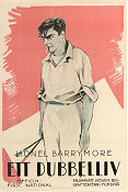 The Great Adventure 1921 poster Lionel Barrymore