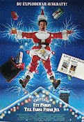 National Lampoon´s Christmas Vacation 1990 poster Chevy Chase