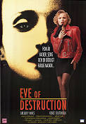 Eve of Destruction 1991 poster Gregory Hines