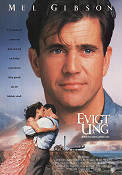 Forever Young 1992 Movie poster Mel Gibson