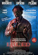 Evil Ed 1997 Movie poster Johan Rudebeck Anders Jacobsson