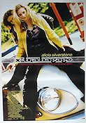 Excess Baggage 1995 Movie poster Alicia Silverstone
