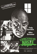 The House of Exorcism 1976 Movie poster Telly Savalas Mickey Lion