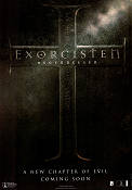 Exorcist: The Beginning 2004 poster Stellan Skarsgård