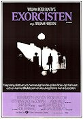 The Exorcist 1974 poster Max von Sydow
