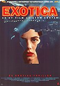 Exotica 1994 Movie poster Atom Egoyan