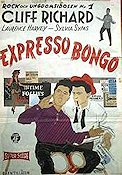 Expresso Bongo 1960 poster Cliff Richard