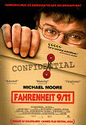 Fahrenheit 9 11 2004 Movie poster Michael Moore