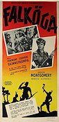 The Iroquois Trail 1950 poster George Montgomery