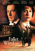 The Winslow Boy 1999 poster Nigel Hawthorne David Mamet