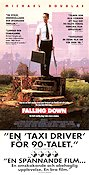 Falling Down 1993 Movie poster Michael Douglas