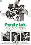 Family Life 1971 Movie poster Sandy Ratcliff