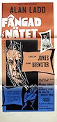 The Man in the Net 1959 poster Alan Ladd Michael Curtiz